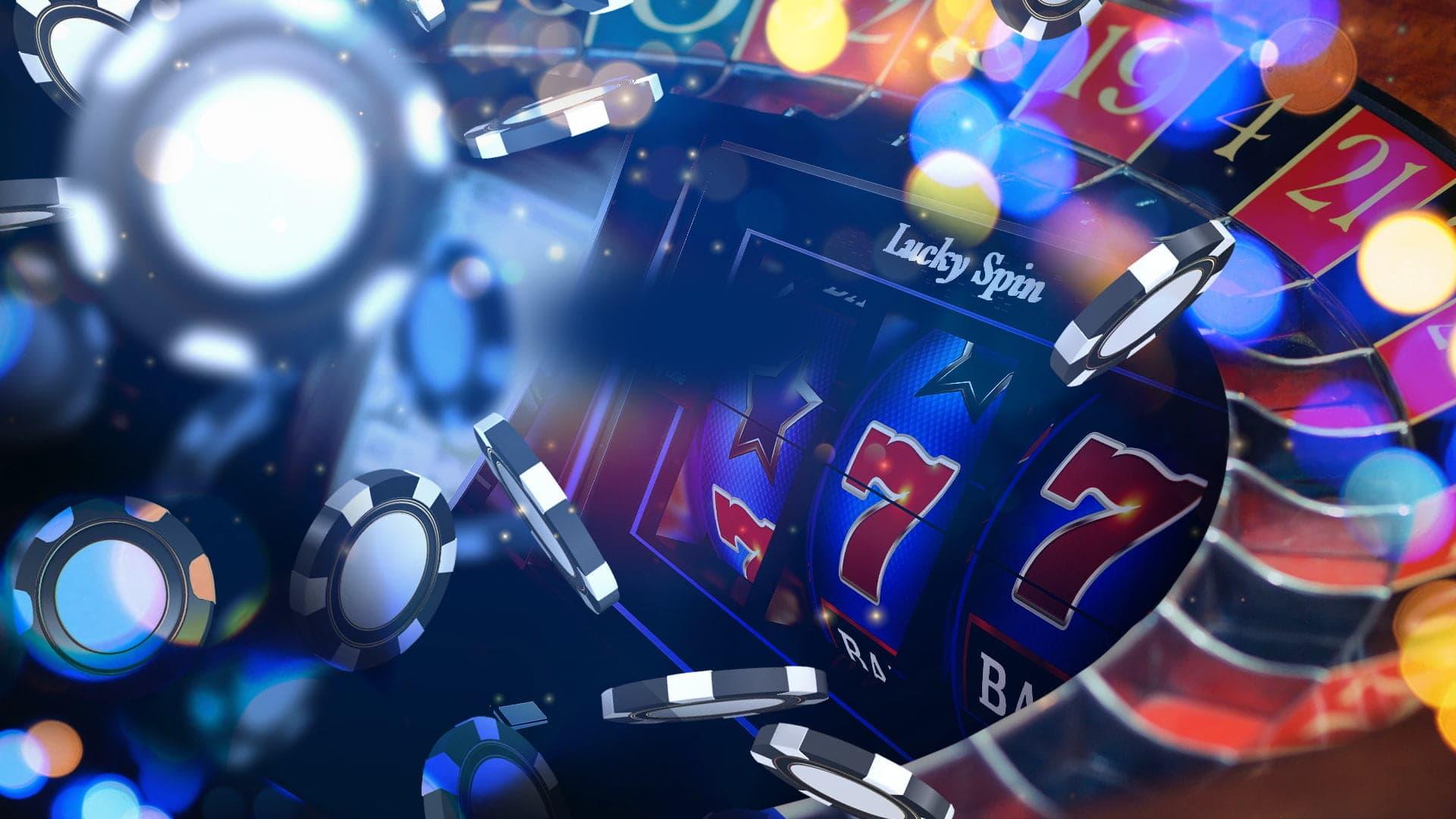 Playing slot machines online
