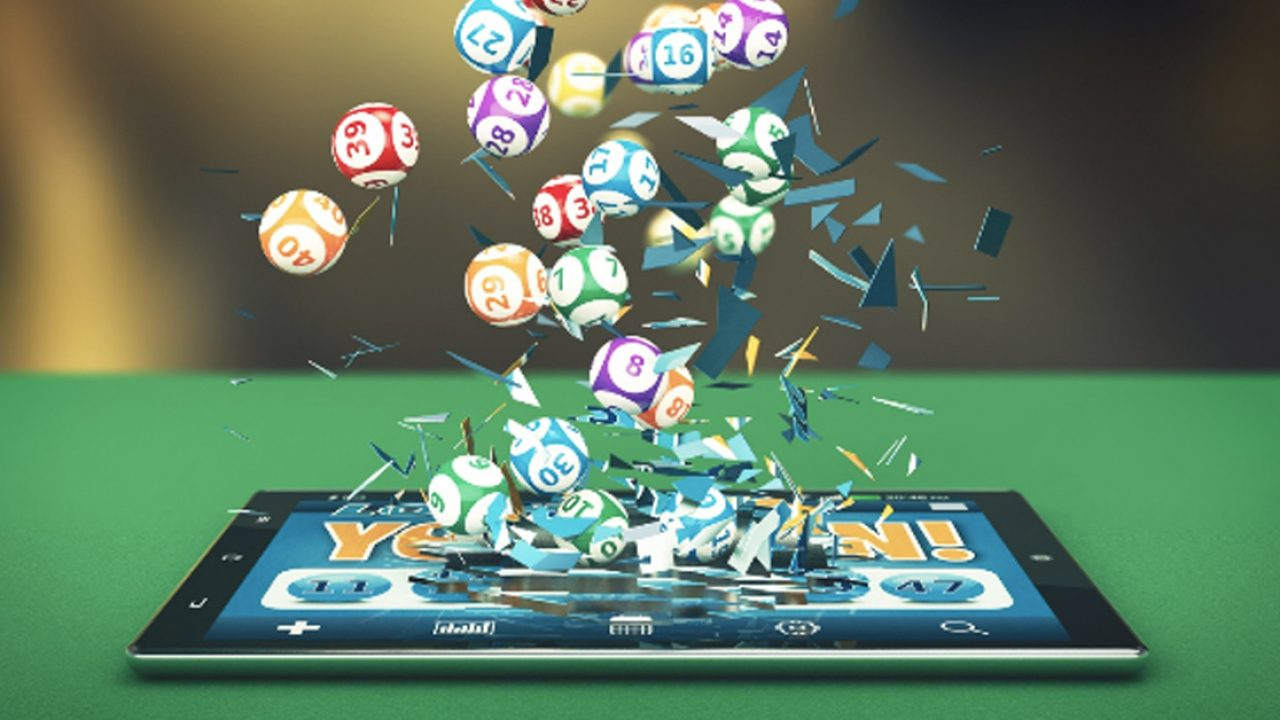 Play the national lottery online